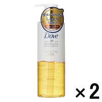 【アウトレット】Dove(ダヴ) リッチモイスチャー シャンプー ポンプ 1セット(480g×2個) ユニリーバ
