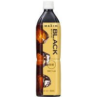 味の素AGF 「マキシム」ボトルコーヒー 香りとキレの ブラック 微糖 900ml 1箱(12本)
