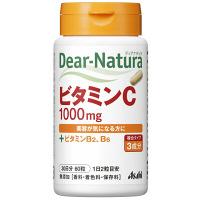 ディアナチュラ(Dear-Natura) ビタミンC 30日分(60粒入) アサヒグループ食品 サプリメント