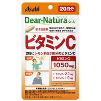 ディアナチュラ(Dear-Natura)スタイル ビタミンC 20日分(40粒入) アサヒグループ食品 サプリメント