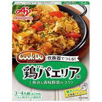 CookDo おかずごはん 鶏パエリア用