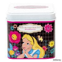 ノルコーポレーション ふしぎの国のアリスデザイン プチメレンゲフィズ ストロベリーの香り 135g(約4回分)