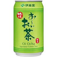 おーいお茶 緑茶 缶 340mlx24本