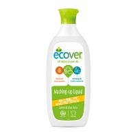 エコベール 食器用洗剤 レモン 本体 500ml 1本