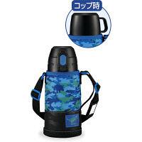 <LOHACO> ZOJIRUSHI(象印)ステンレスボトル 2ウェイボトル 620ml ザウルスブルー SP-JA06-AZ画像