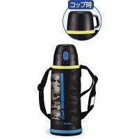<LOHACO> ZOJIRUSHI(象印)ステンレスボトル 2ウェイボトル 820ml カモフラブラック SP-JA08-BZ画像