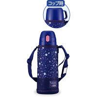 <LOHACO> ZOJIRUSHI(象印)ステンレスボトル 2ウェイボトル 820ml スターネイビー SP-JA08-AU画像