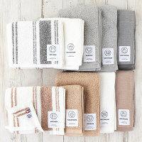 タオルセット LOHACO lifestyle towel コンプリート キッチンタオル・フェイスタオル・ヘアタオル・トイレタオル・バスタオル 10枚 今治