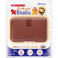 ビタット(bitatto) ウェットティッシュふた ブラウン 1個