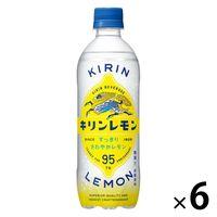 キリンレモン 450ml 6本