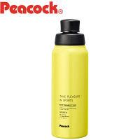 <LOHACO> Peacock(ピーコック) ダイレクトステンレスボトル 600ml シトロン AJD-61CT画像