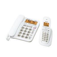 シャープ デジタルコードレス電話機(子機1台付き) JD-G32CLの画像
