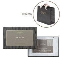 <LOHACO> エステバン カードフレグランス サンタル 5枚入 + 紙袋付きセット 日本香堂画像