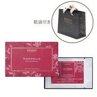 <LOHACO> エステバン カードフレグランス マグノリア 5枚入 + 紙袋付きセット 日本香堂画像