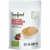 Sunfood(サンフード) オーガニックレッドマカパウダー 227g アリエルトレーディング スーパーフード