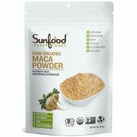 Sunfood(サンフード) オーガニックマカパウダー 227g アリエルトレーディング スーパーフード