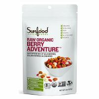 Sunfood(サンフード) オーガニックベリーアドベンチャー 57g アリエルトレーディング スーパーフード