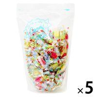 アスクルキャンディー小粒 1セット(約1000粒:約200粒×5袋)