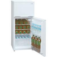【設置サービス付】アイリスオーヤマ オフィス用冷蔵庫 118L AIRD-S12A-S3(573374) 1台