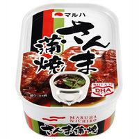 マルハ さんま蒲焼 3缶