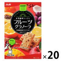 バランスアップ フルーツグラノーラ 1セット(20箱) アサヒグループ食品 その他 シリアル