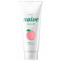 ナイーブ 洗顔フォーム 桃の葉エキス配合 130g クラシエホームプロダクツ