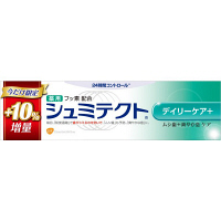 薬用シュミテクトデイリーケア 10%増量