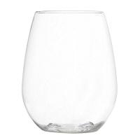 繰り返し使えるプラスチックカップ オボスPET樹脂グラス 550ml