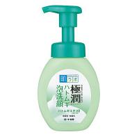 肌研 極潤 ハトムギ泡洗顔 160mL