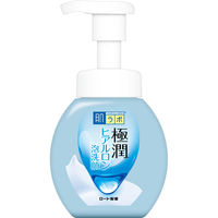 肌研 極潤 ヒアルロン泡洗顔