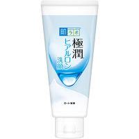 肌研(ハダラボ) 極潤 ヒアルロン洗顔フォーム 100g ロート製薬