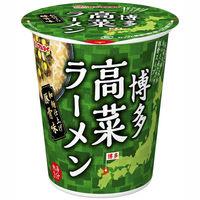 マルタイ 博多高菜ラーメン(縦型) 62g