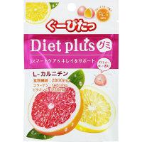 ぐーぴたっ ダイエットプラスグミ グレープフルーツミックス 1袋(28g) ナリスアップコスメティックス