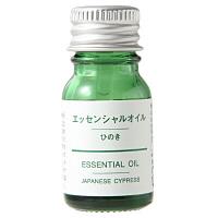 エッセンシャルオイル・ひのき 37761421 無印良品