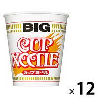 日清食品 日清 カップヌードル ビッグ 1箱(12食入)