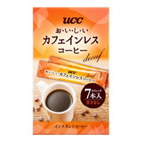 おいしいカフェインレス スティック7本入