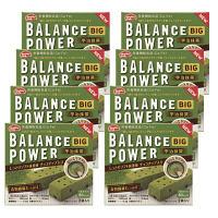 バランスパワー(BALANCE POWER) ビッグ 宇治抹茶 1セット(8箱) ハマダコンフェクト 栄養補助食品