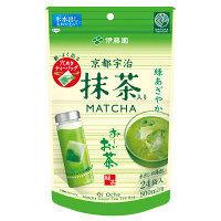 京都宇治抹茶入り水出し緑茶 24バッグ