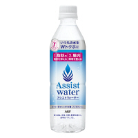 【トクホ・特保】味の素AGF アシストウォーター 500ml 1セット(48本)