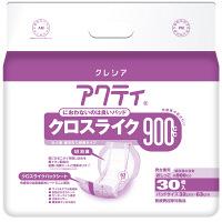 アクティ クロスライク900 1箱(30枚×4パック入) 日本製紙クレシア (取寄品)