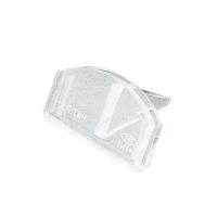 カード立 差込固定型 小 34-994 1箱(5個入×5袋) ササガワ(取寄品)