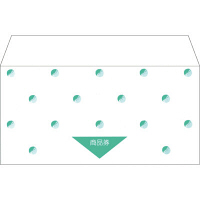 ササガワ タカ印 商品券袋 横封式 商品券字入 9-362 1箱(100枚入) (取寄品)