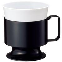 サンナップ インサートカップホルダーライト ブラック 1袋(5個入)