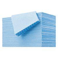 使いきりカウンタークロス ブルー 1パック(100枚入)