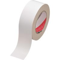 寺岡製作所 カラー布テープ カラーオリーブテープ No.145 0.31mm厚 白 幅50mm×長さ25m巻 1巻