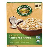 MIE PROJECT ネイチャーズ パース オーガニック ココナッツ チア グラノーラ 350g 1個