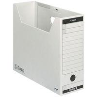ファイルボックスA4横 グレー 5個