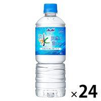 アサヒ おいしい水 600ml 1箱(24本入)
