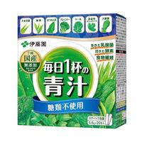 伊藤園 毎日1杯の青汁(粉末タイプ) 無糖 5.6g×20包入