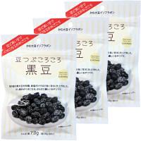 サッポロ巻本舗 豆つぶころころ黒豆 30g 1セット(3袋入)